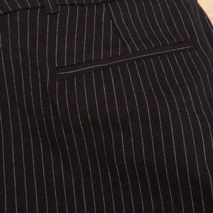 LOFT Pants - Loft Marisa Striped Pants